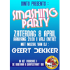 Dinto Presents: Smashing Party